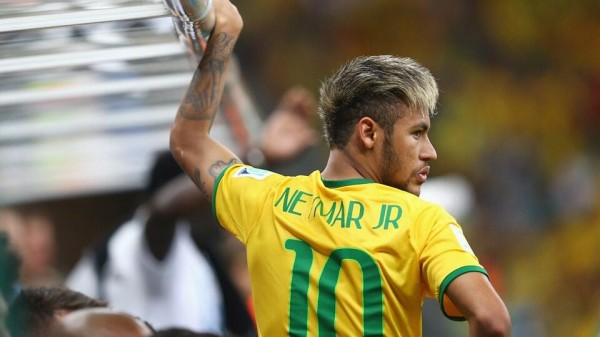 Neymar Ruled Out of the Rest of Brazil's World Cup Campaign Through Injury. Image: Fifa via Getty Image.
