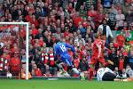Demba ba crushed Liverpool's title aspirations