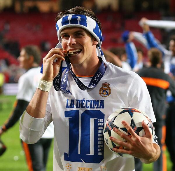 Gareth Bale Wants All Six Titles This Season, After Claiming the Champions League and Copa del Rey Last Season.