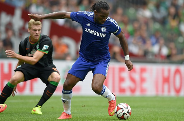 Drogba could not inspire a comeback