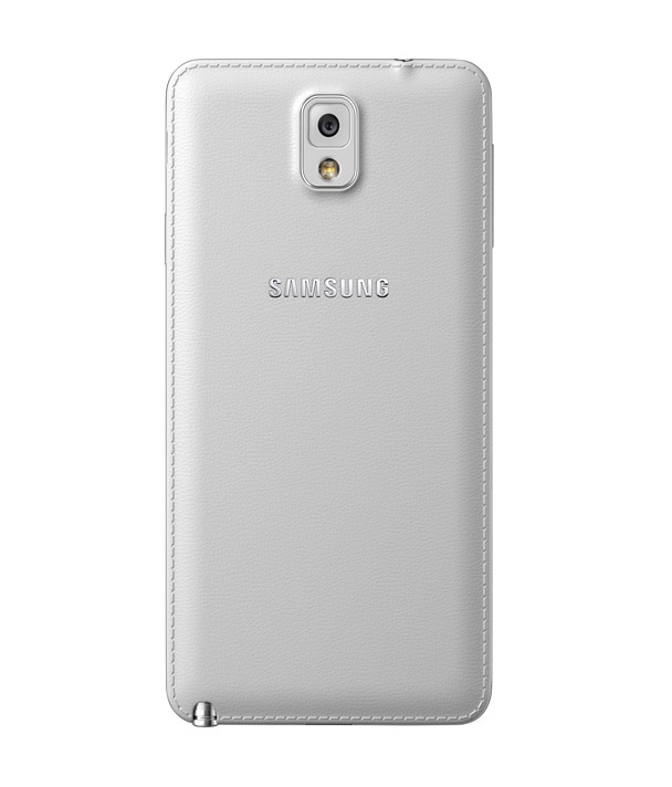 Samsung Galaxy Note 3 (White) Features and Technical Details4