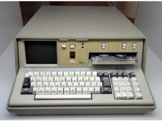 First commercial portable microcomputer