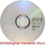 Digital Versatile Disc