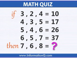 Simple quiz questions for Kids