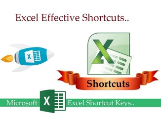 Most Useful Excel Sheet Shortcuts