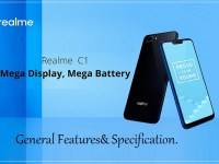 Realme C1 Specifications