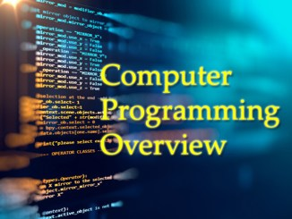 Computer Programming Overview