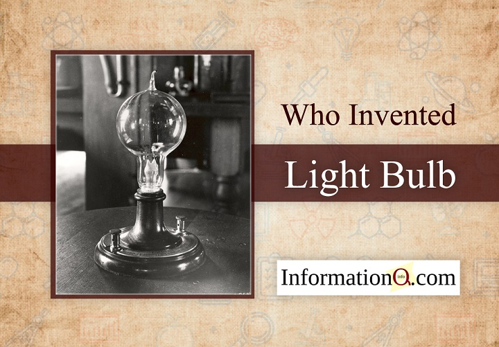 Who Invented the Light Bulb