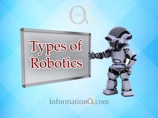 Types of Robotics