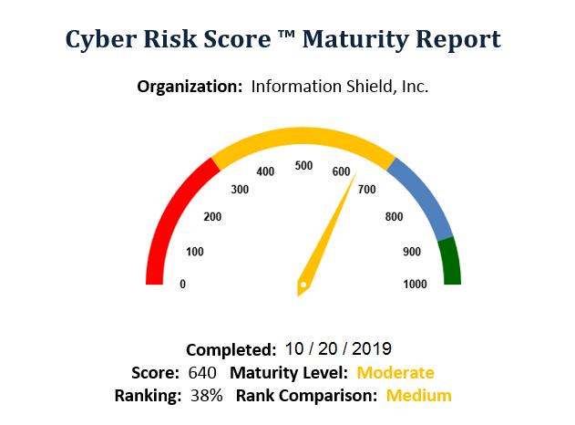 Cyber Score Example