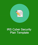 IRS Cyber Security Plan Template