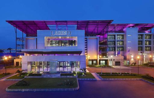 Legend Hotel Lagos Airport