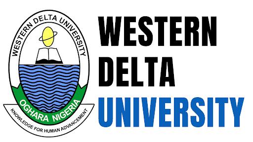 Western Delta University Logo