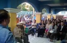 Refrenda la CNC-Oaxaca su compromiso con los comuneros de Cuilapam de Guerrero