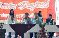 Antorcha Campesina confirma su rechazo a las reformas estructurales