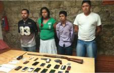 Desmiembra célula delictiva en trabajo conjunto, Fiscalía de Oaxaca y Veracruz