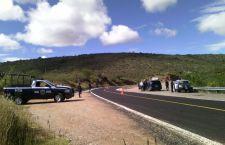 Roban dos camionetas en Chazumba