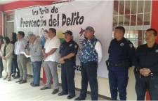 Con pláticas especializadas a niños y adolescentes perseguimos la prevención del delito: Subprocurador Cuenca