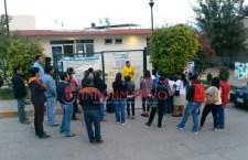 Intensifica SNTSA acciones de protesta en la Mixteca