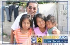 Compromete Jaime Silva acciones en favor de la seguridad