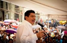 MORENA ni de rodillas, ni humillados en Oaxaca: Salomón Jara