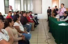 Encabeza Aguirre Ramírez reunión de capacitación con autoridades electas para el proceso de entrega-recepción