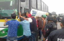 Retiran bloqueo en las casetas El Caracol y Papaloapan