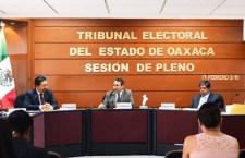 """Van 71 impugnaciones vs administradores; """"no deben fungir más de 30 días"""": TEEO"""