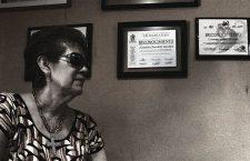 Graciela S. Zavaleta, la única defensora desde los desaparecidos de Santa María Obispo
