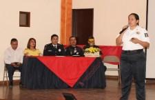 Promueven prevención de extorsión telefónica y secuestro en Huajuapan