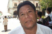 Raymundo Carmona, líder del PRD-Oaxaca: Dirigencia nacional