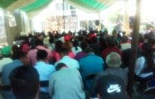 En su tercer aniversario FICAM reitera lucha por defensa del territorio
