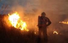 No cesan en Huajuapan los incendios provocados