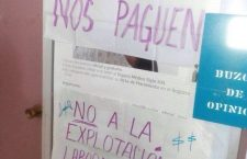 Trabajadores eventuales de la clínica regional del ISSSTE exigen pagos, suman 5 meses sin cobrar