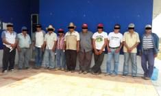Detienen a 11 ejidatarios que bloqueaban parque eólico; acusan a Samuel Gurrión de esta represión