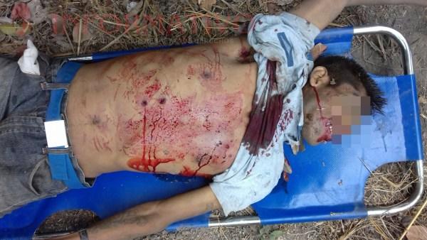 Muere mixteco en enfrentamiento con policías