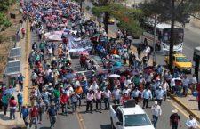 Con S-22, en Oaxaca, impera el más fuerte y el más violento: IP