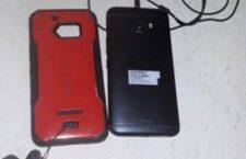 Asegurado por presunto robo de celular