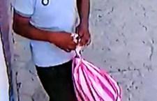 Asegurado por el presunto robo de una bolsa de mano