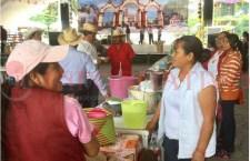 Realizan Muestra gastronómica de los pueblos Chocholtecos
