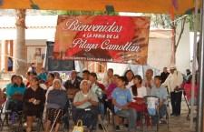 Realizan feria de la pitaya en Santa María Camotlán