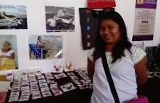 Rescatan artículos de seda en comunidad mixteca