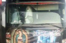 Aseguran a 18 guatemaltecos que viajaban en autobús