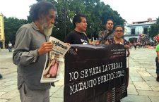 Oaxaca, segundo lugar nacional en homicidios de periodistas