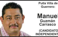 """El mosco presidente """"independiente"""" de Putla"""