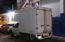 Frustran robo de camioneta en Huajuapan