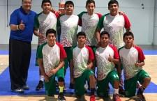 Viajan basquetbolistas Triquis de la AIM a torneo Internacional