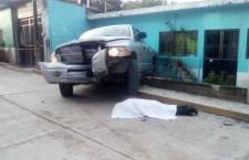 Identifican cadáver de asesinado en San Marcos Arteaga