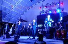 Celebra la Sonora Santanera seis décadas de trayectoria con Huajuapan