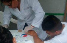 Aplicó SSO pruebas de VIH y otras enfermedades infecciosas en Cereso de Huajuapan